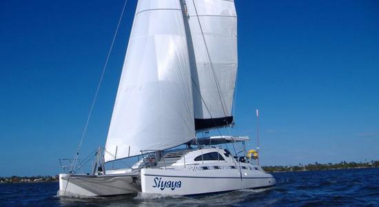 Catamaran – Island Spirit 401